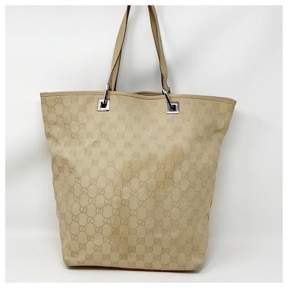 bb0527f4db8c Gucci Bags | Authentic Tote Bag | Poshmark